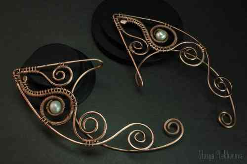 Emlin Parel Elf Ears