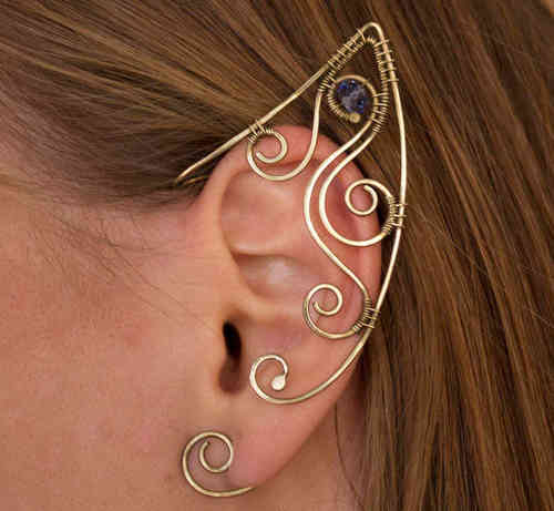 Emlin Gem Elf Ears