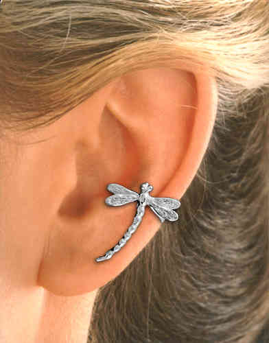 Dragonfly Sterling Silver