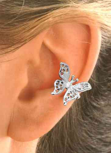 Butterfly Sterling Silver