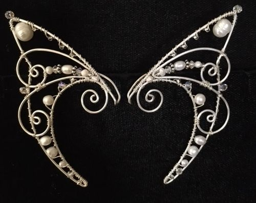 Elf Ears sterling zilver