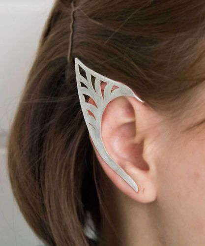 Elf Ears Emlin sterling zilver