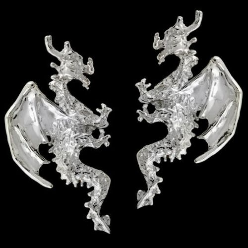 Dragon Sterling Silver